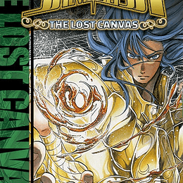 SAINT SEIYA THE LOST CANVAS 18