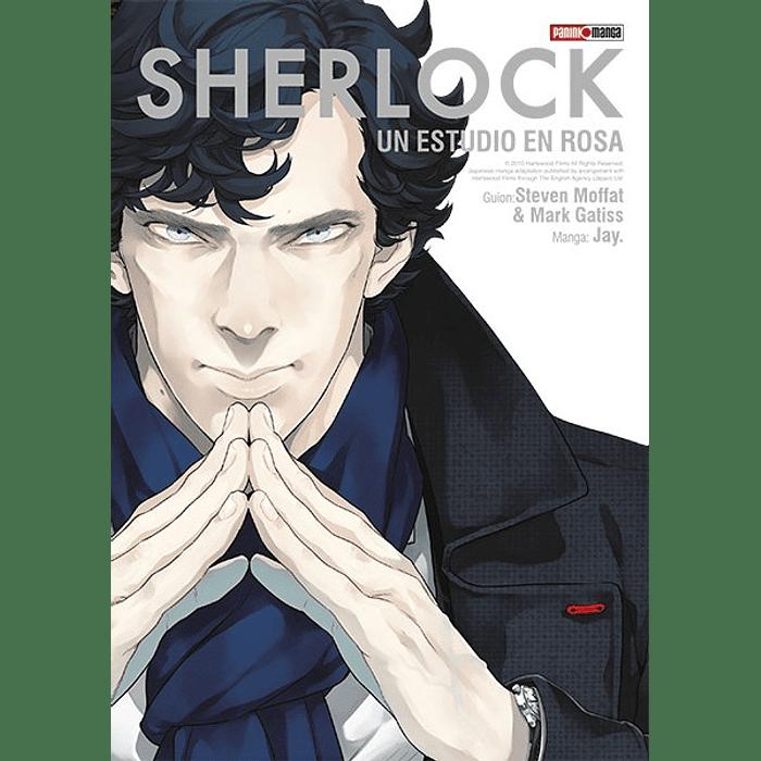 SHERLOCK 01 - UN ESTUDIO EN ROSA