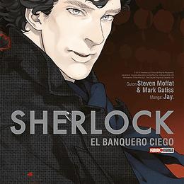 SHERLOCK 02 - EL BANQUERO CIEGO
