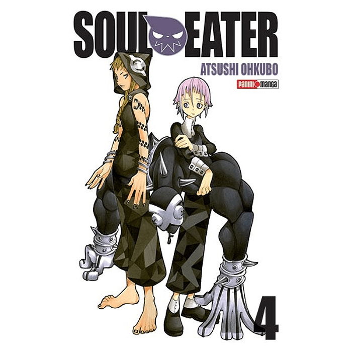 SOUL EATER 04