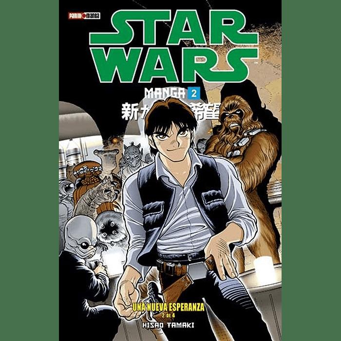 STAR WARS: EPISODIO IV UNA NUEVA ESPERANZA - 02