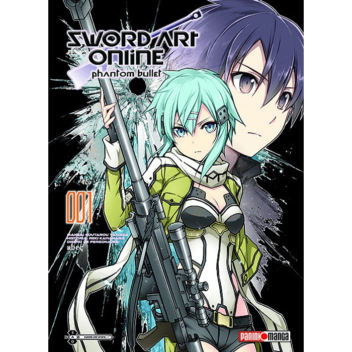 SWORD ART ONLINE - PHANTOM BULLET 01