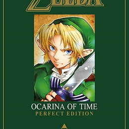 THE LEGEND OF ZELDA 01