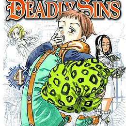 THE SEVEN DEADLY SINS 04