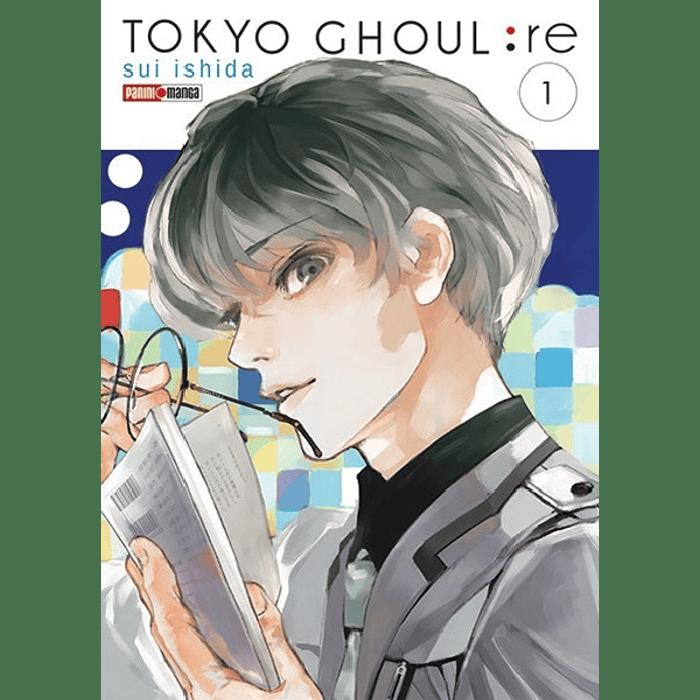 TOKYO GHOUL: RE 01