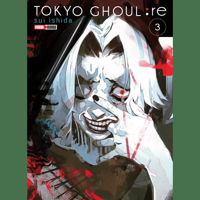 TOKYO GHOUL: RE 03