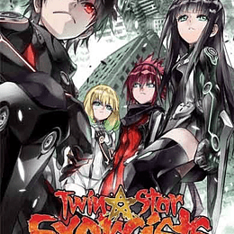 TWIN STAR EXORCIST 07