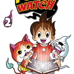 YOKAI WATCH 02