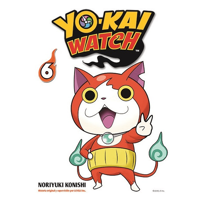 YOKAI WATCH 06