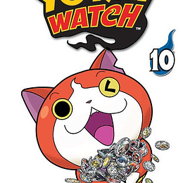YOKAI WATCH 10