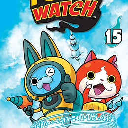 YOKAI WATCH 15