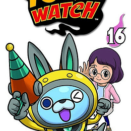 YOKAI WATCH 16