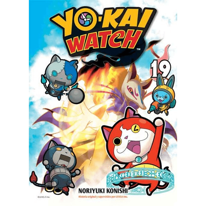 YOKAI WATCH 19