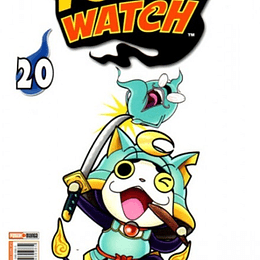 YOKAI WATCH 20