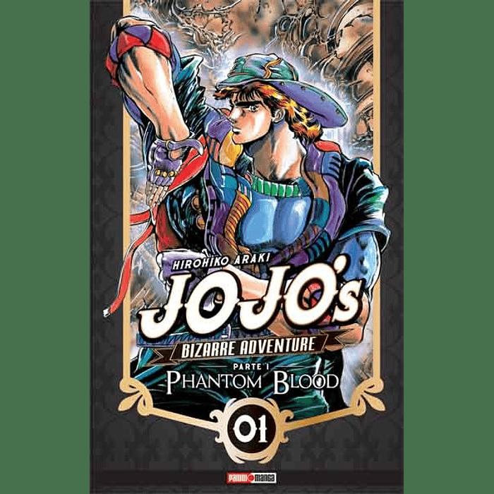 JOJO'S BIZARRE ADVENTURE 01