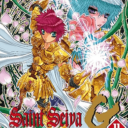 SAINT SEIYA: EPISODIO G - 11