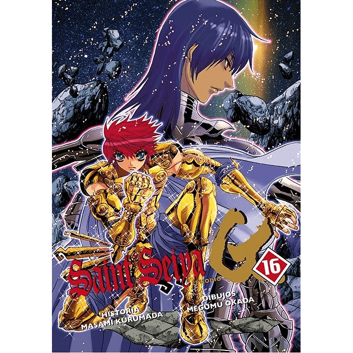 SAINT SEIYA: EPISODIO G - 16