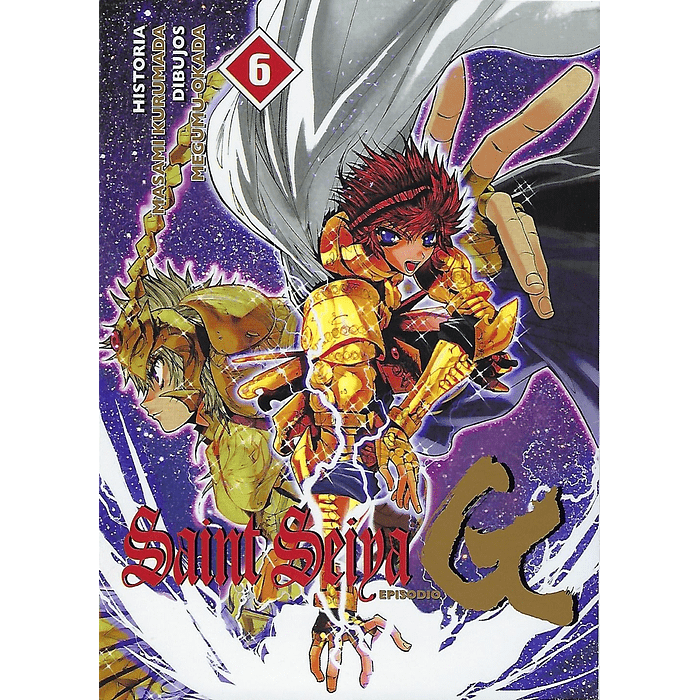 SAINT SEIYA: EPISODIO G - 06