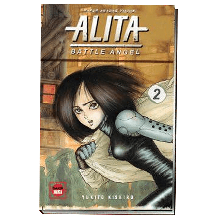 GUNNM (BATTLE ANGEL ALITA) - HYPER FUTURE VISION 02