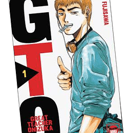 GTO (GREAT TEACHER ONIZUKA) 01