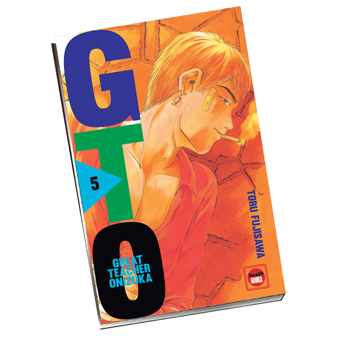 GTO (GREAT TEACHER ONIZUKA) 05