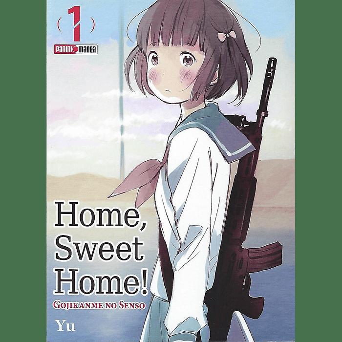 HOME, SWEET HOME! 01