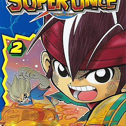 INAZUMA ELEVEN (SUPER ONCE) 02