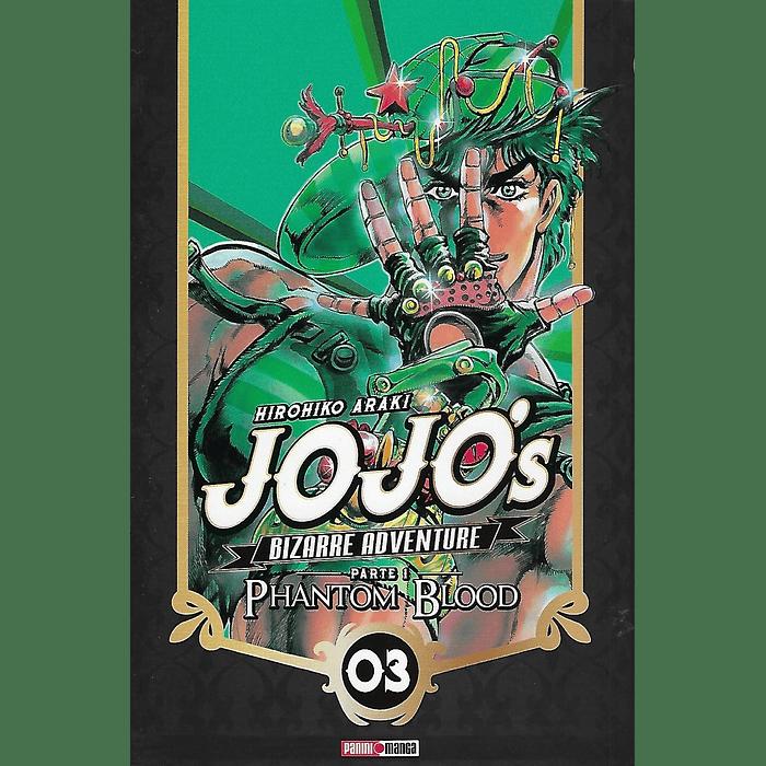 JOJO'S BIZARRE ADVENTURE 03