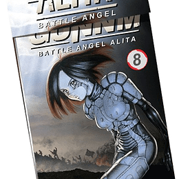 GUNNM (BATTLE ANGEL ALITA) - HYPER FUTURE VISION 08
