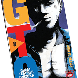 GTO (GREAT TEACHER ONIZUKA) 08