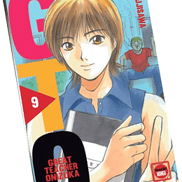 GTO (GREAT TEACHER ONIZUKA) 09