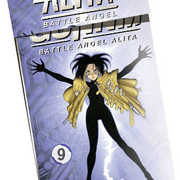 GUNNM (BATTLE ANGEL ALITA) - HYPER FUTURE VISION 09