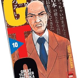 GTO (GREAT TEACHER ONIZUKA) 10
