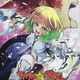 TWIN STAR EXORCIST 09