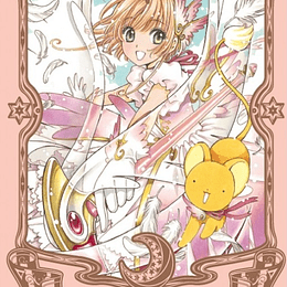 CARD CAPTOR SAKURA DELUXE 01
