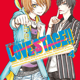 LOVE STAGE 04