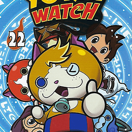 YOKAI WATCH 22