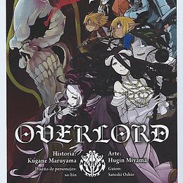OVERLORD (MANGA) 01