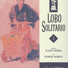 LOBO SOLITARIO 01