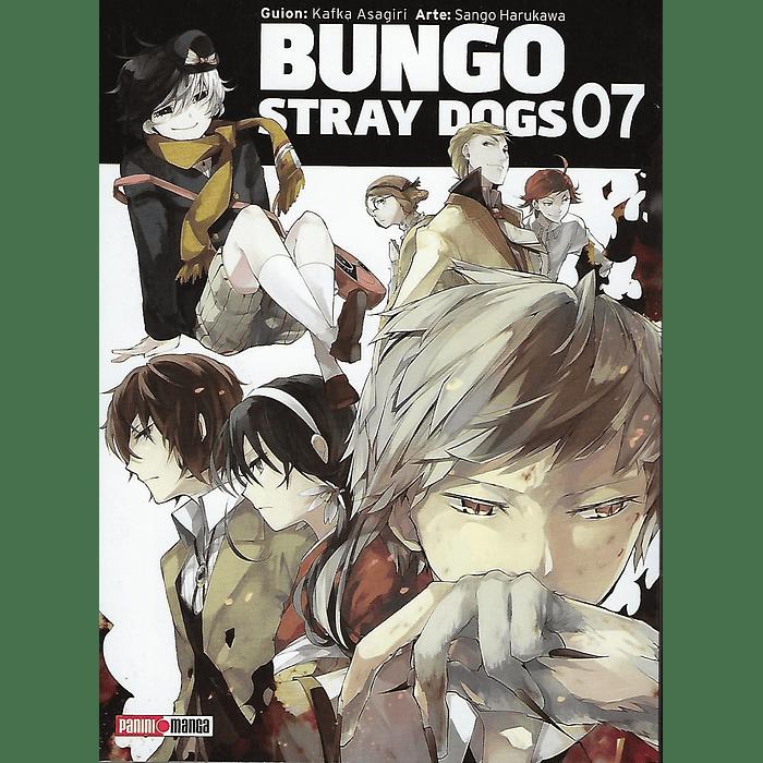 BUNGOU STRAY DOGS 07