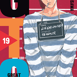 GTO (GREAT TEACHER ONIZUKA) 19