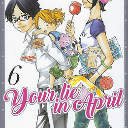 YOUR LIE IN APRIL 06