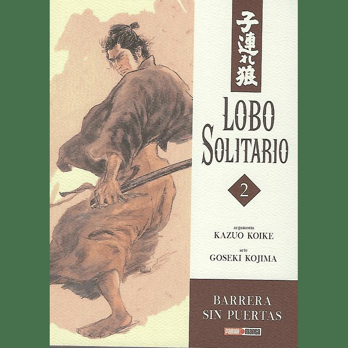 LOBO SOLITARIO 02