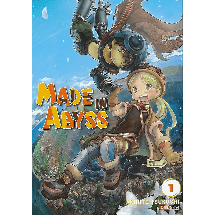 MADE IN ABYSS 01