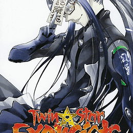 TWIN STAR EXORCIST 11