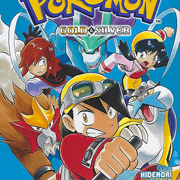 POKEMON GOLD & SILVER 06