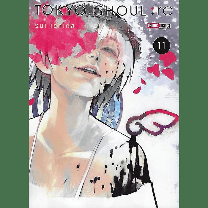TOKYO GHOUL: RE 11