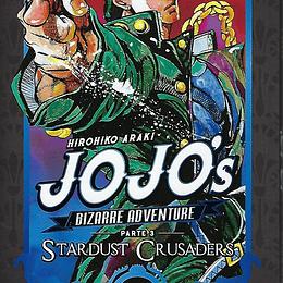 JOJO'S BIZARRE ADVENTURE 09