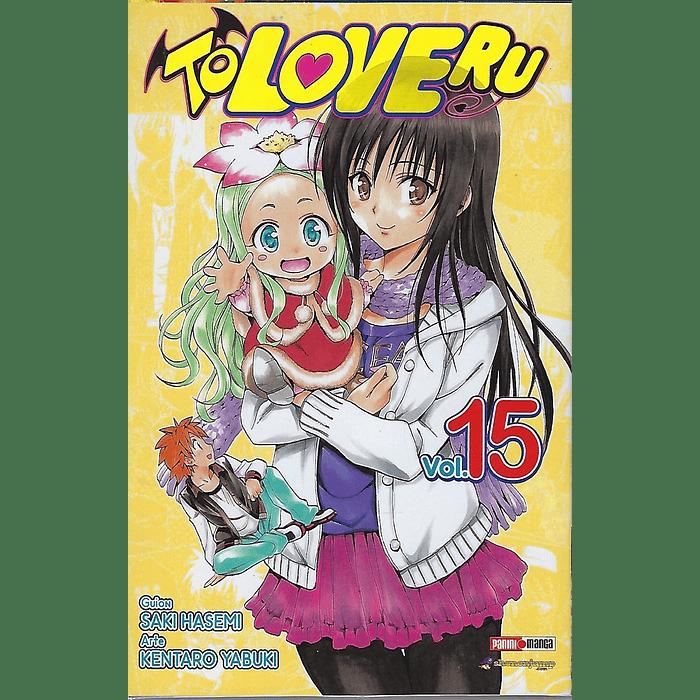 TO LOVE-RU 15