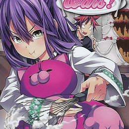 FOOD WARS - SHOKUGEKI NO SOUMA 18